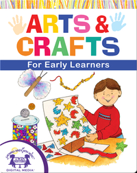 DIY Arts & Crafts for Early Learners