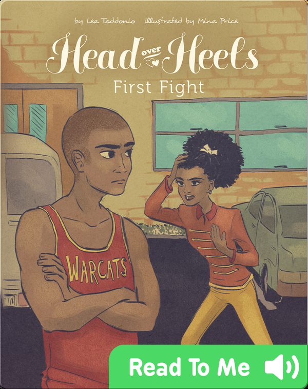 Head Over Heels #3: First Fight