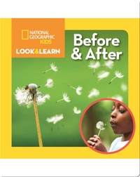 National Geographic Kids Look & Learn: Before and After
