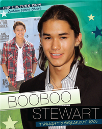Booboo Stewart