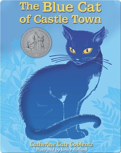 The Blue Cat of Castle Town