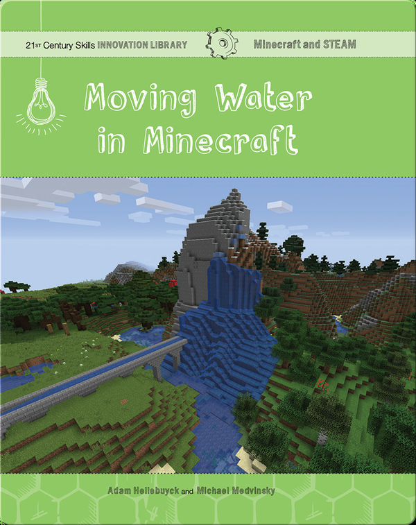 Moving Water in Minecraft: Engineering