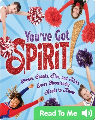 You've got Spirit!