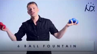 How to Juggle 6 Balls