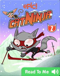 Cat Ninja Book 2: Le Chat Noir!