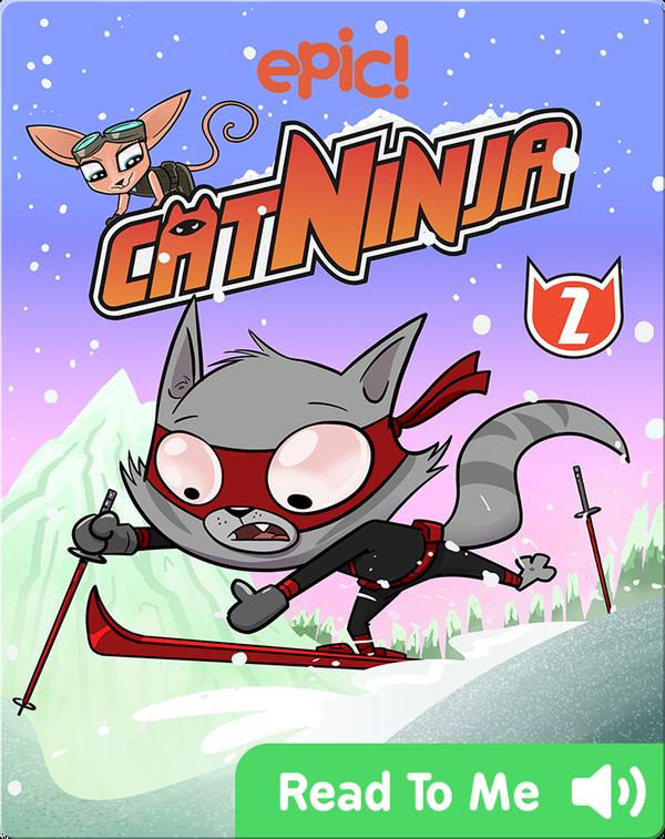 Cat Ninja Book 2: Le Chat Noir!