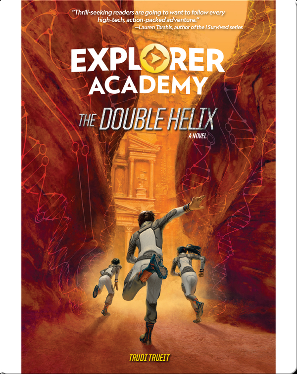 Explorer Academy Book 3: The Double Helix