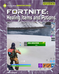 Fortnite: Healing Items and Potions