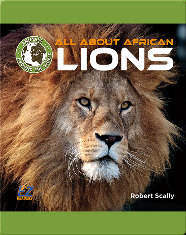 All About African Lions