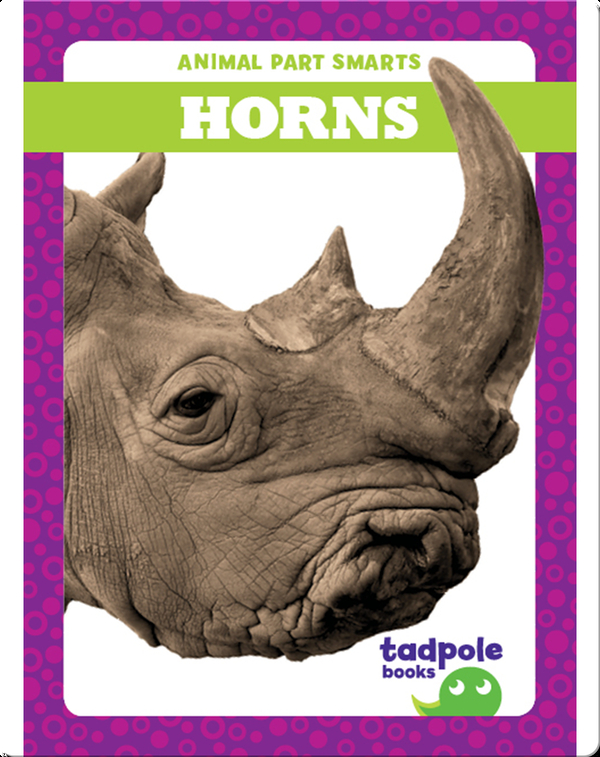 Animal Part Smarts: Horns