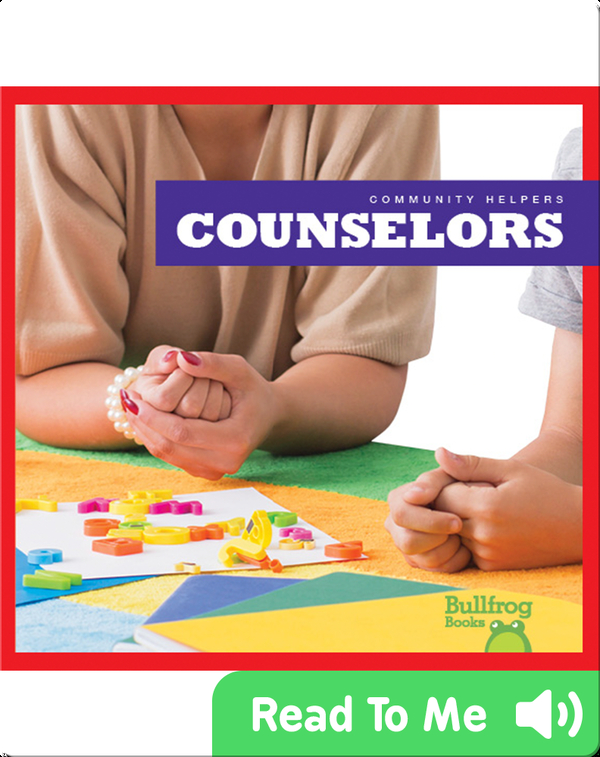 Community Helpers: Counselors