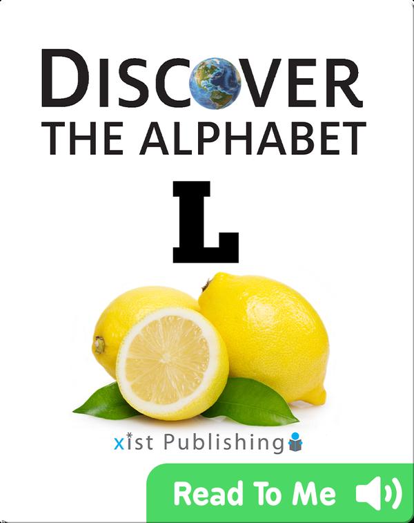 Discover The Alphabet: L