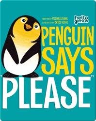 Penguin Says Please
