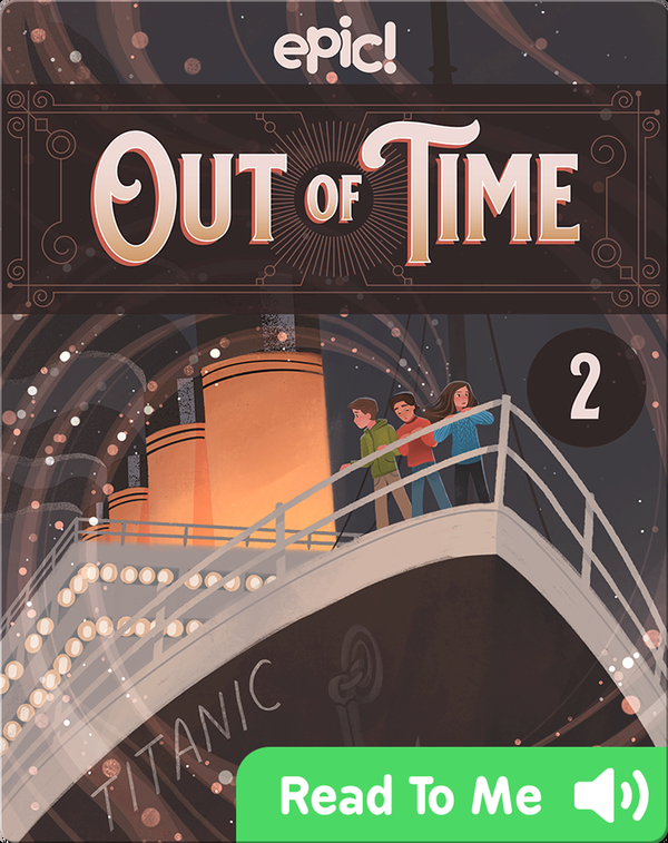 Out of Time Book 2: Lost on the Titanic
