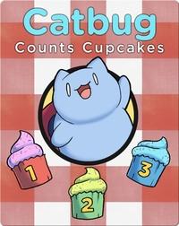 Catbug Counts Cupcakes