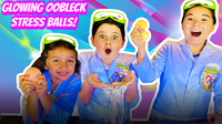 How to Make Oobleck Stress Balls!