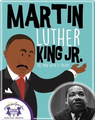 Martin Luther King Jr., A Man With A Dream