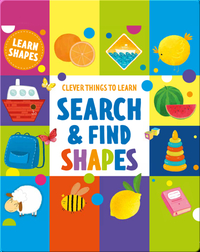 Search & Find Shapes