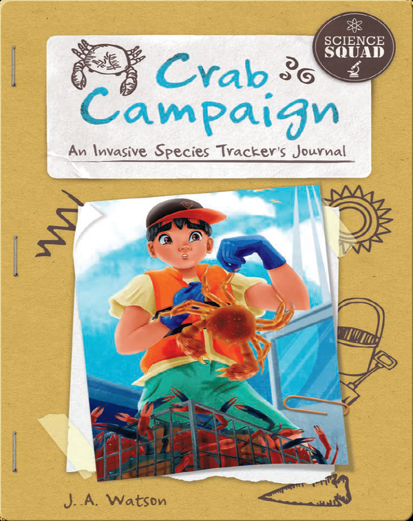 Crab Campaign: An Invasive Species Tracker's Journal