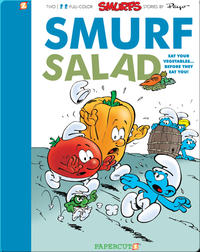 The Smurfs 26: Smurf Salad