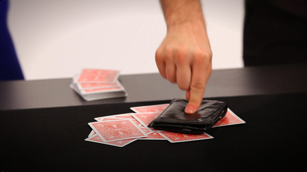 How to Do the Wallet Prediction Card Trick