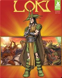 Short Tales Norse Myths: Loki