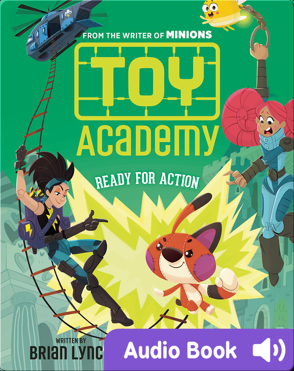 Toy Academy #2: Ready for Action