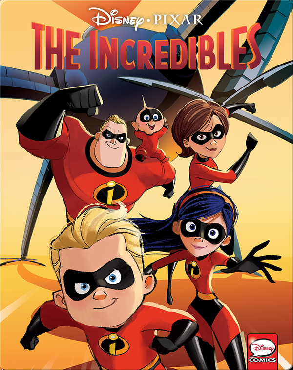 Disney and Pixar Movies: Incredibles