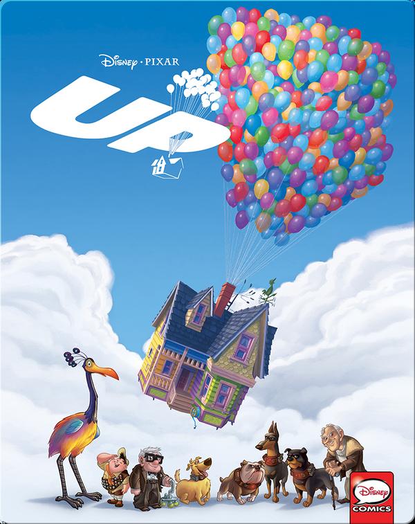 Disney and Pixar Movies: Up