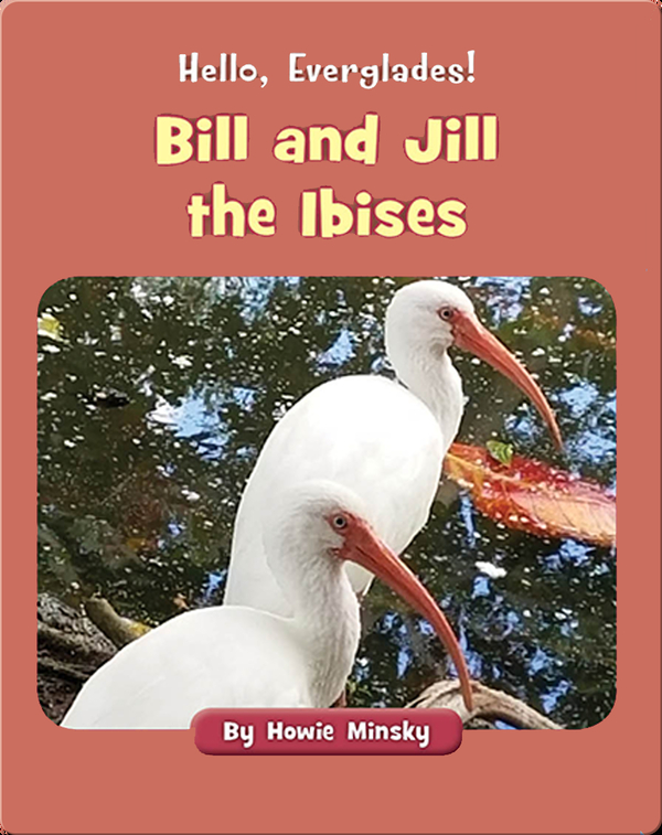 Hello, Everglades!: Bill and Jill the Ibises