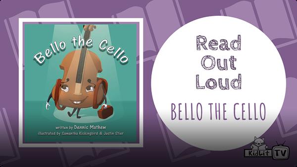 Read Out Loud: Bello the Cello