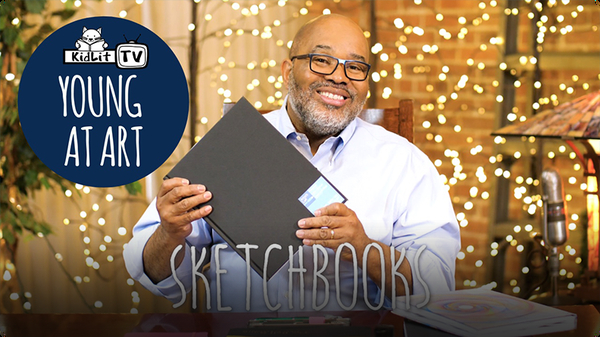 Young at Art with James Ransome: Sketchbooks
