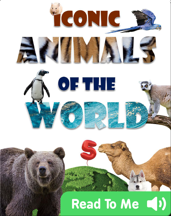 Iconic Animals of the World 5