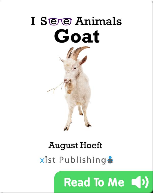I See Animals: Goat