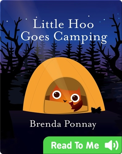 Little Hoo Goes Camping