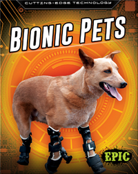 Cutting Edge Technology: Bionic Pets