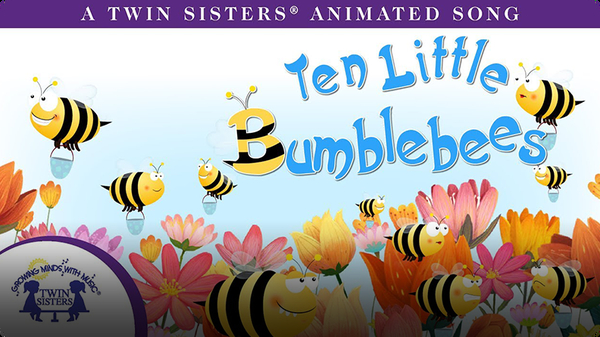 Ten Little Bumblebees