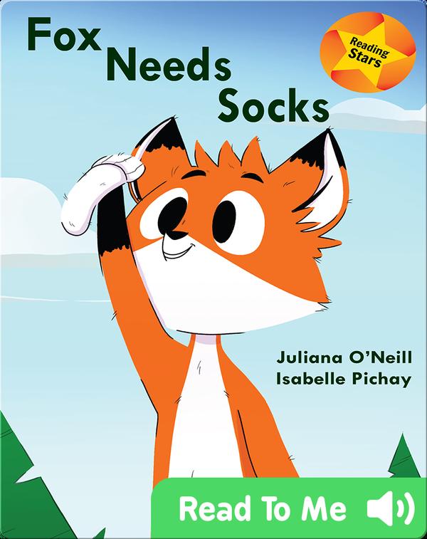 Reading Stars: Fox Needs Socks