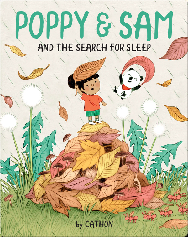 Poppy and Sam Book 3: Poppy and Sam and the Search for Sleep