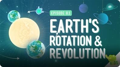 Crash Course Kids: Earth's Rotation & Revolution
