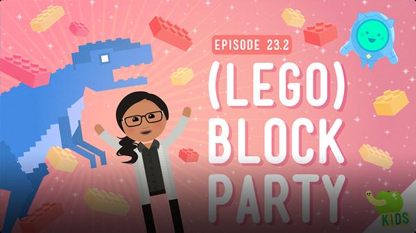 Crash Course Kids: (LEGO) Block Party