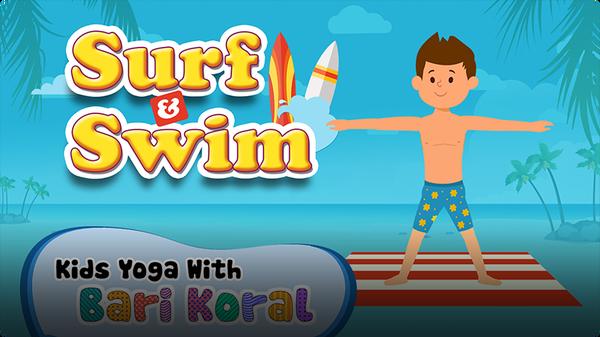 Yogapalooza: Surf and Swim