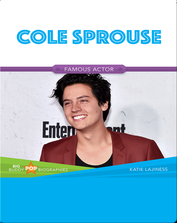 Big Buddy Pop Biographies: Cole Sprouse