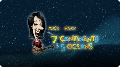 The 7 Continents, 5 Oceans