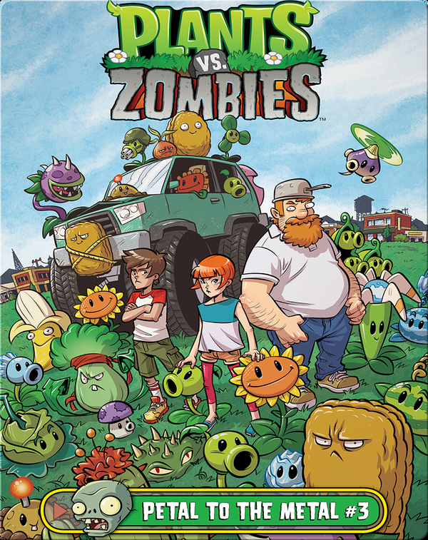 Plants vs Zombies: Petal to the Metal 3
