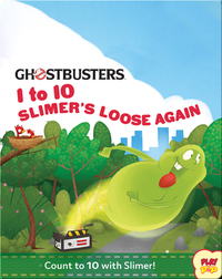 Ghostbusters: 1 to 10 Slimer's Loose Again