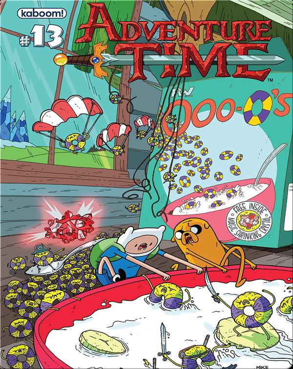 Adventure Time No.13