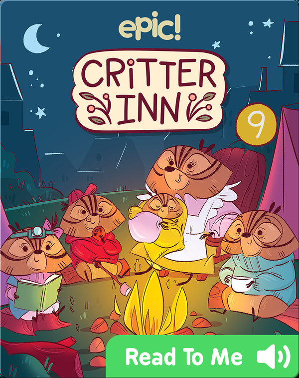 Critter Inn Book 9: Scurry Family Sleepover