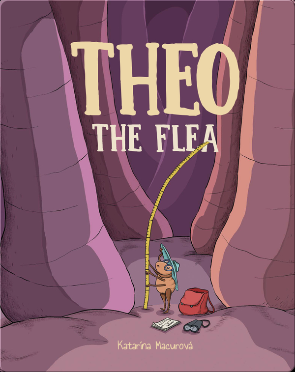 Theo the Flea