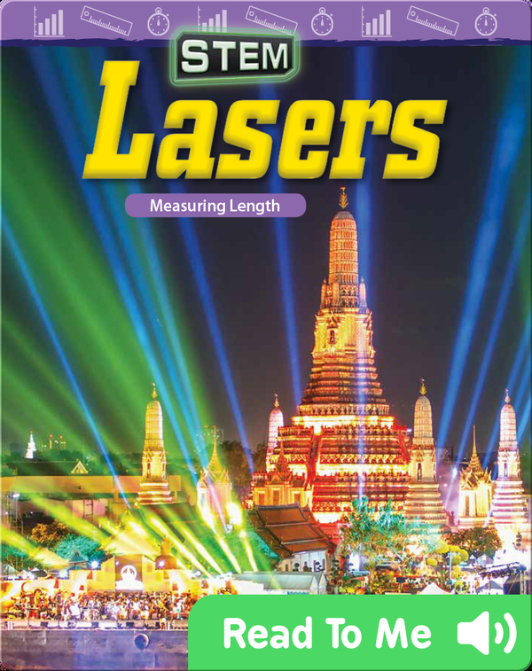 STEM: Lasers: Measuring Length